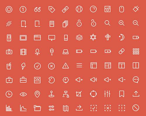 3px-icons-set
