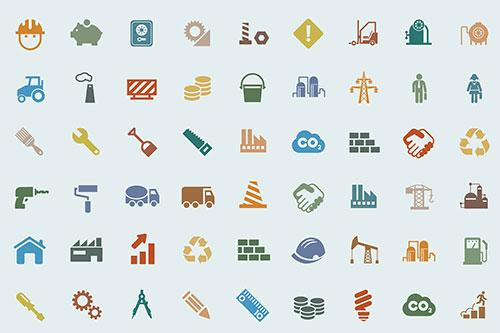 50-construction-free-icons-set