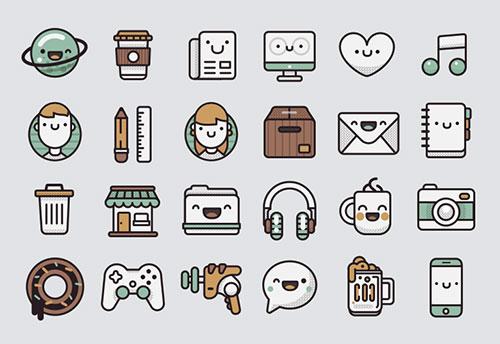 beautiful-free-icon-set