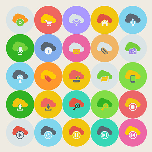 clouds-multimedia-icons-ai