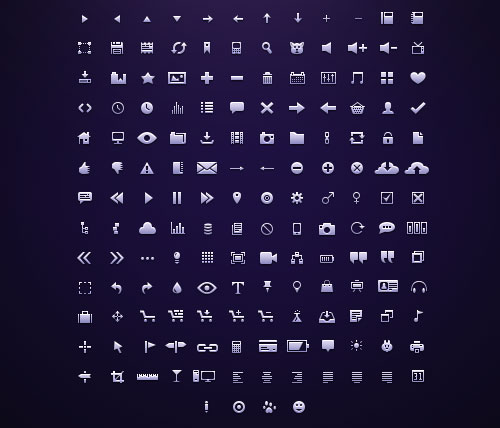 free-pixel-perfect-icons-set