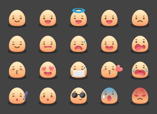 free-smiley-icons-set