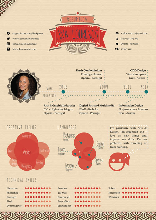 infographic-resume-template-by-ana