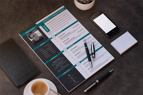 professional-resume-template-design-for-developers-and-designers