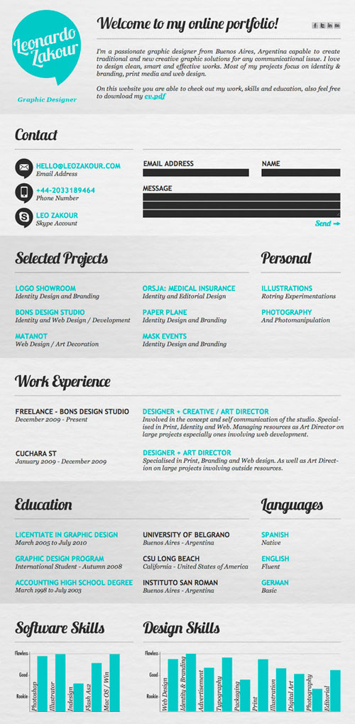 self-promotion-texture-paper-resume-design-template