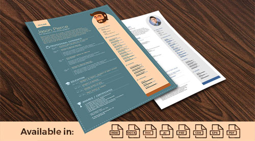 simple-professional-resume-template-in-ai-eps-psd-word-cdr-indd-format