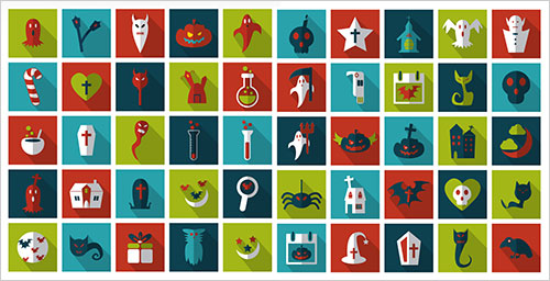 spooky-colorful-best-halloween-icons-set