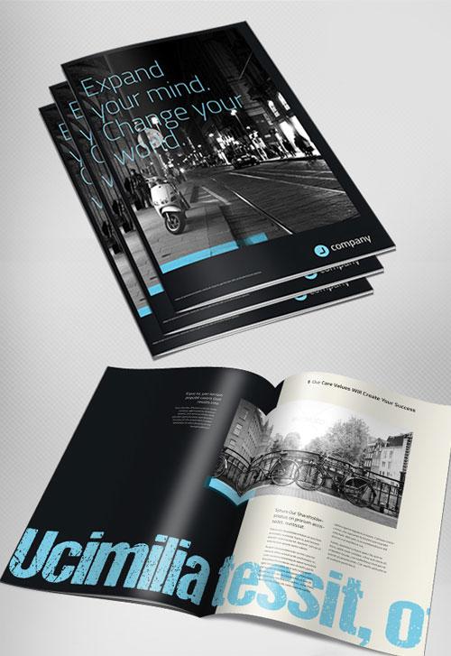 corporate-bi-fold-brochure-design-template