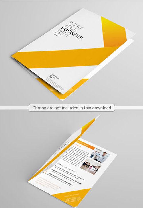 corporate-commerce-business-bi-fold-brochure-design-template