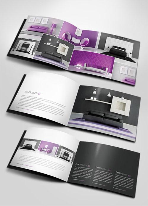 Best BiFold Brochure Design Templates Inspiration For Graphic - A5 brochure template