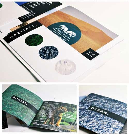 wild-life-brigade-bi-fold-brochure-design-template