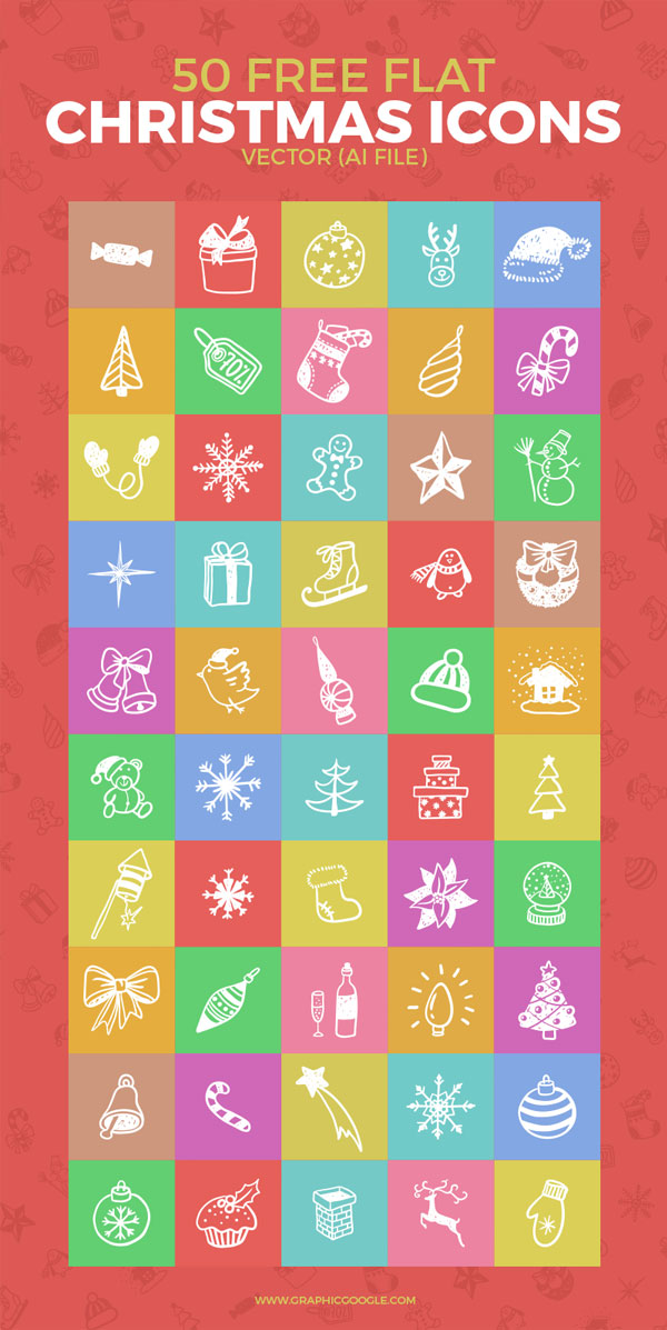 50-free-flat-christmas-icons-vector-ai-file