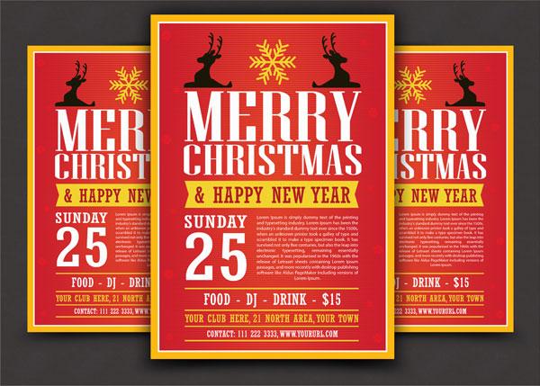 free-modern-christmas-flyer-template-vector-ai-file