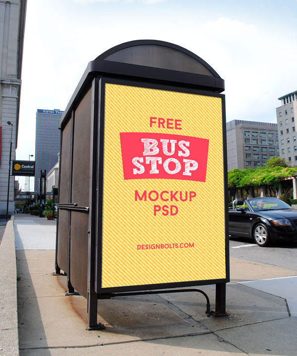 free-outdoor-advertisement-bus-shelter-mockup-psd