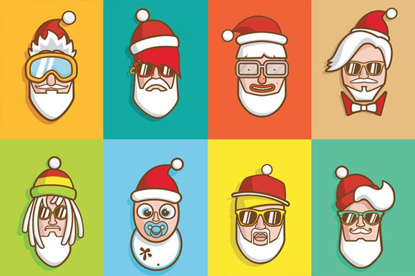 free-santa-claus-with-swagg-illustrations