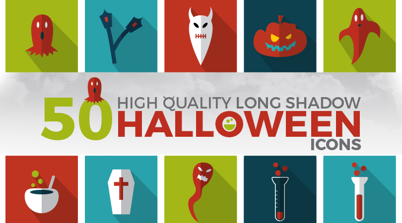 50-high-quality-long-shadow-halloween-icons-feature-image