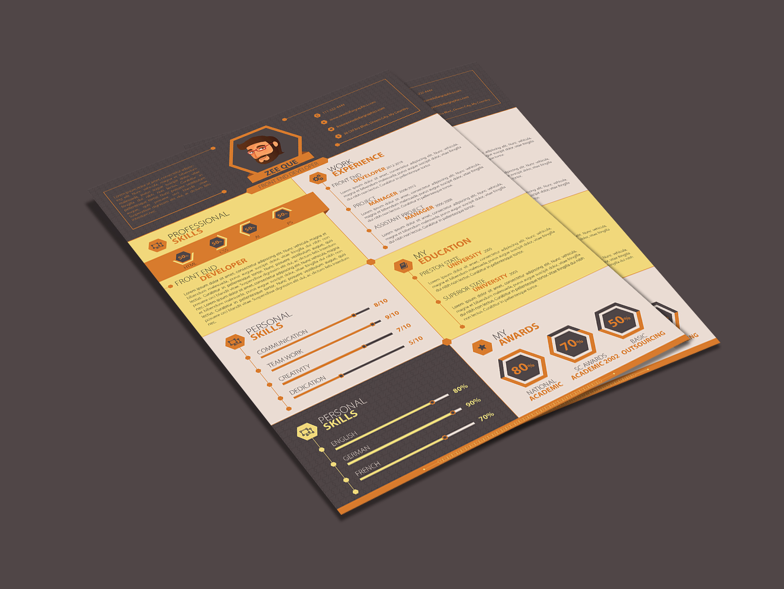 flat-resume-template-for-developers-feature-image-1