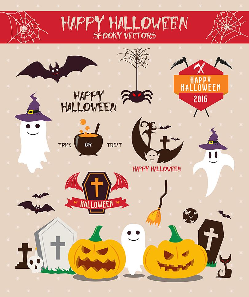 happy-halloween-spooky-vector