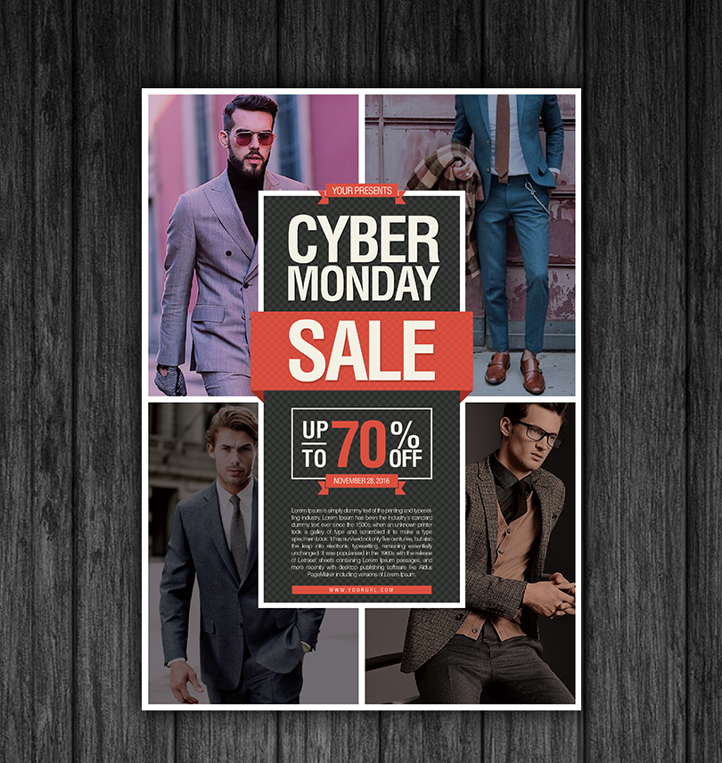 cyber-monday-sale-flyer-template-design-1