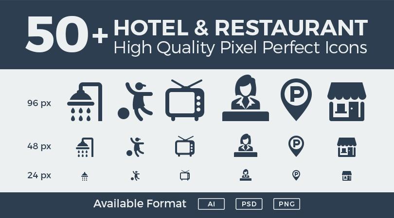 hotel-restaurant-pixel-perfect-icons-2