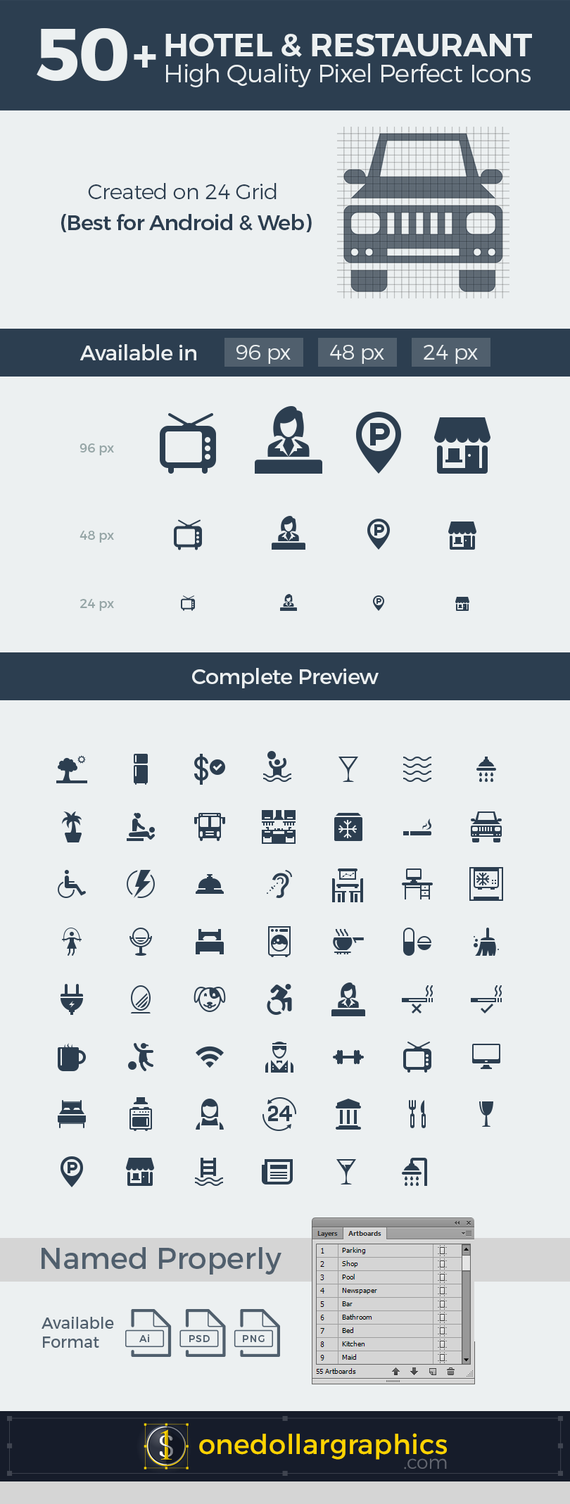 hotel-restaurant-pixel-perfect-icons-5