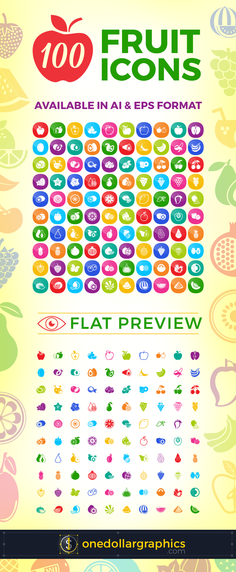 100-flat-fruit-icons-in-ai-eps-format-2