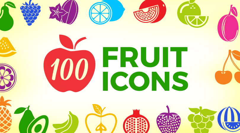 100-flat-fruit-icons-in-ai-eps-format