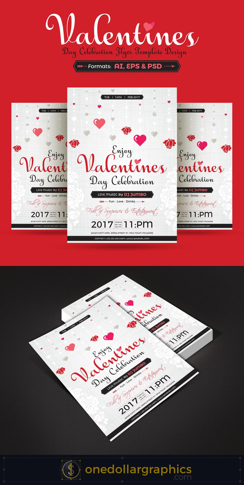Valentines-Day-Celebration-Flyer-Template-Design