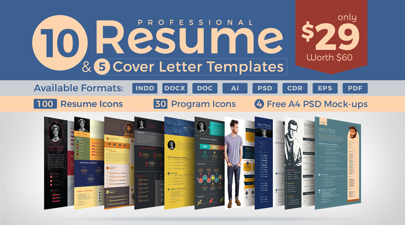 10-Resume-Design-&-Cover-Letter-Templates-Deal-29