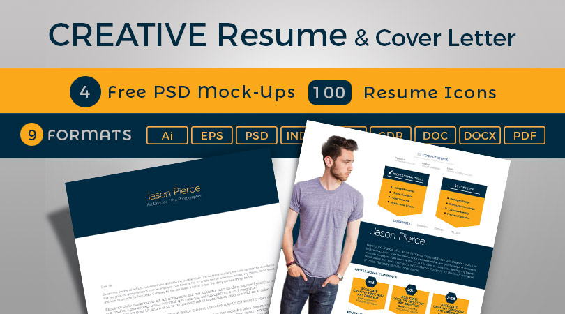 Creative-Resume-CV-Design-Cover-Letter-Template,-PSD-Icons
