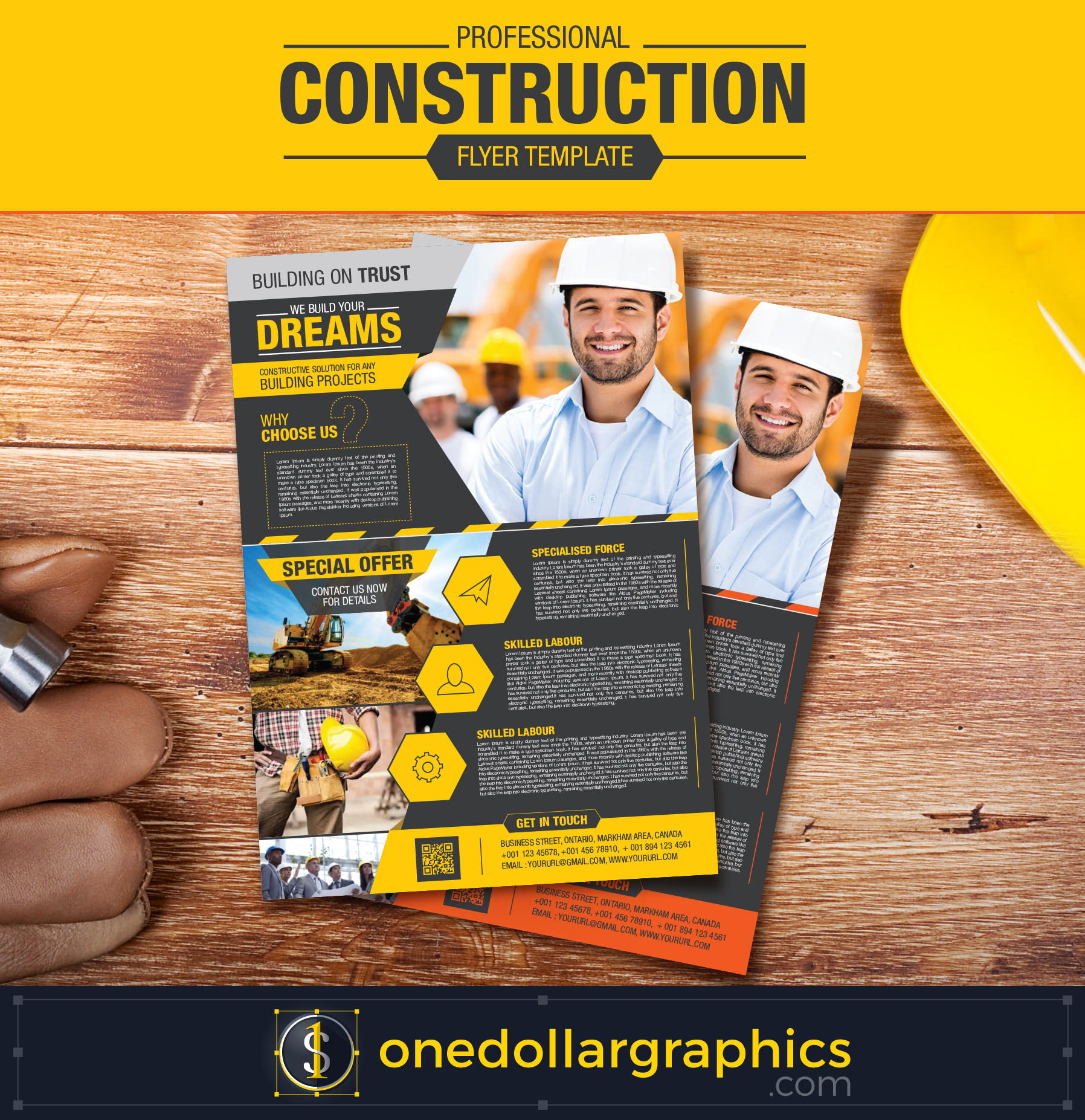 Professional-Construction-Flyer-Template