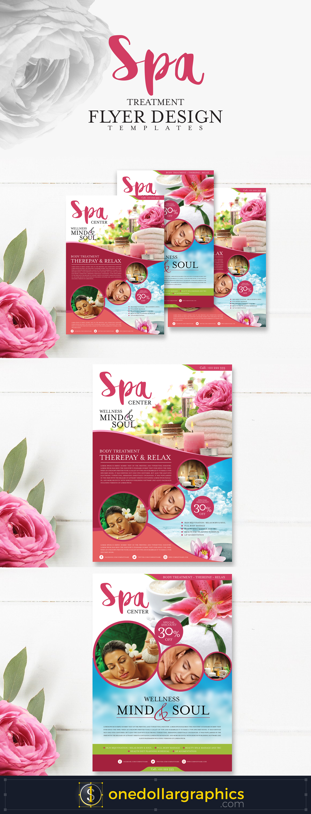 Spa-Treatment-Flyer-Design-Templates