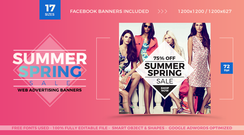 Spring-Summer-Sale-Web-Advertising-Banners