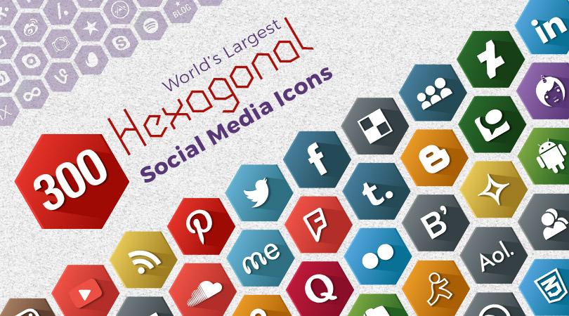 hexagonal-social-media-icons-png-ai-png