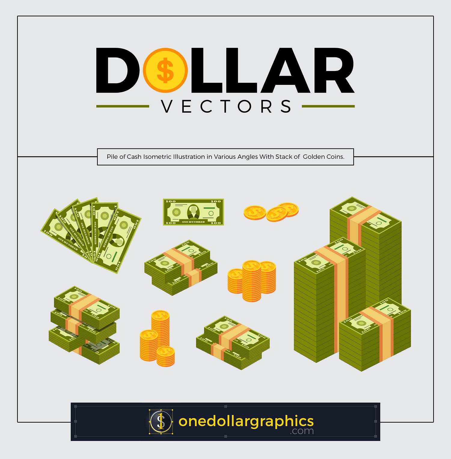 dollar vectors