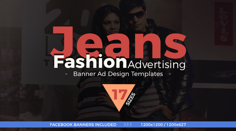 Jeans-fashion-Advertising-Banner-Ad-Design-Templates