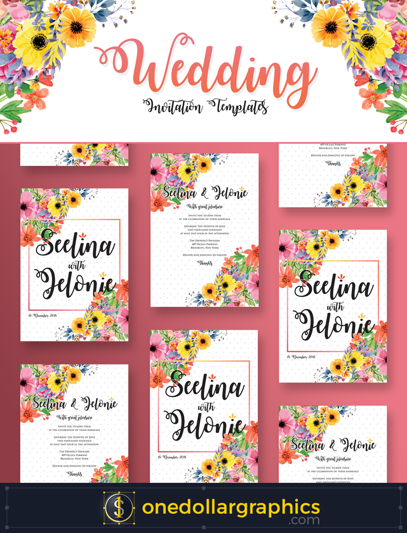 wedding-invitation-templates