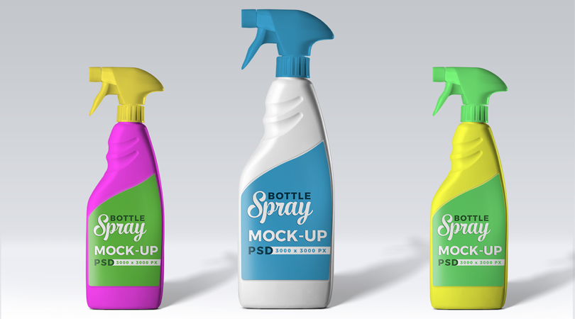 Cleaner Spray-Bottle-Mock-up-PSD-Thumbnail